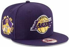 Official Los Angeles Lakers Kobe Bryant Retirement New Era 9FIFTY Snapback Hat
