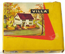 Vintage VILLA Country House With Garage 00/H0  Model Building Rail Kit 1960's