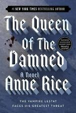 The Queen of the Damned: A Novel (Vampire Chronicles), Rice, Anne, Good Book