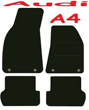 Audi A4 Tailored car mats ** Deluxe Quality ** 2005 2004 2003 2002