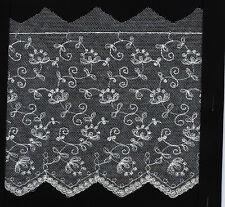 """Vintage 5"""" wide Cotton lace trim (0679)"""