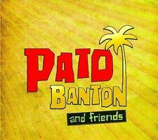 FREE US SH (int'l sh=$0-$3) USED,MINT CD Pato Banton: Pato Banton and Friends