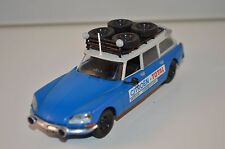 """Norev Citroen ID 21 """" Total Ralley """" perfect mint superb 1:43"""