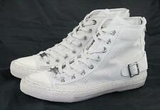 BELSTAFF SNEAKER SCHUHE 757484 NEW JAIR HIGH VENT OFF WHITE NEU  42