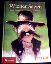 """Brigitte Weninger / Jakob Kirchmayr """"Wiener Sagen"""" Märchen u.Sagen aus Wien"""