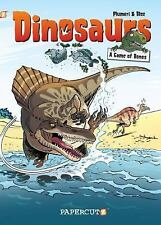 Dinosaurs #4: A Game of Bones! Dinosaurs Graphic Novels