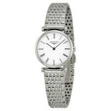 Longines La Grande Classique Stainless Steel Ladies Watch L4.209.4.11.6