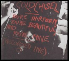COLD CHISEL - YOU'RE THIRTEEN YOU'RE BEAUTIFUL D/Rm LIVE CD ~ JIMMY BARNES *NEW*