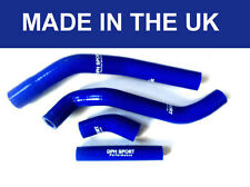 YAMAHA YZ450F YZF450 2010 - 2016 SILICONE RADIATOR HOSES KIT WATER PIPES BLUE