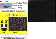 Model Maker 1/72 BREGUET 1050 ALIZE Paint Mask Set for Azur Kit