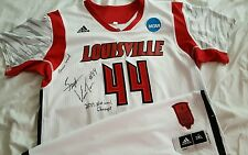 Van Treese 2012-13 Louisville Cardinals NCAA Tourney Authentic Used Jersey !
