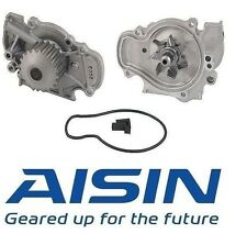 For CL Accord Odyssey Prelude 2.2 2.3 Aisin OEM Water Pump w/ Gasket NEW