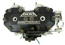 Arctic Cat OEM Snowmobile Engine 500 Carburated Non Power Valve 1998-2000 ZR ZL