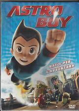 Dvd «ASTRO BOY ~ ASTROBOY ~ NATO PER L'AVVENTURA» nuovo sigillato Slipcase 2009