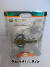 HALO 3 WIRELESS HEADSET LIMITED EDITION (XBOX 360) NEW NUOVO SIGILLATO