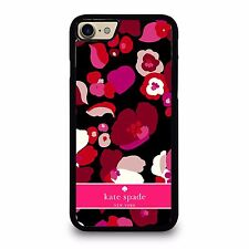 KATE SPADE NEW YORK FLORAL iPhone 7 7S 7 Plus Case Phone Cover Plastic Rubber