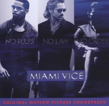MIAMI VICE SOUNDTRACK CD OST NEUWARE