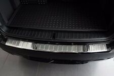 2014-2017 BMW X3 F25 Facelift Stainless Steel Rear Bumper Protector Guard