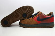 Nike Air Force I 1 Premium '07 Khaki/Obsidian-Red Vince Carter 315181-241 SZ 10