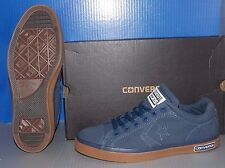 MENS CONVERSE STAR STREET OX CANVAS in colors CONVERSE NAVY SIZE 8