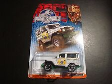 Matchbox diecast Toyota Land Cruiser 2015 Jurassic World Park series DFT52