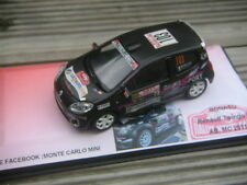 Decal 1 43 RENAULT TWINGO RS N°103 Rally WRC monte carlo 2011 montecarlo