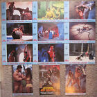 THE FURY OF THE COLOSSUS LOU FERRIGNO LEWIS COATES Lobby Set Spain 1985