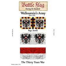 Battle Flag - Wallenstein VIII (Thirty Years War) - 28mm