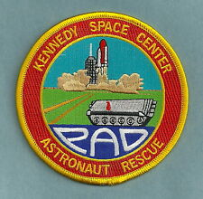 KENNEDY SPACE CENTER FLORIDA FIRE DEPARTMENT ASTRONAUT RESCUE TEAM PATCH
