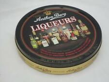 Anthon Berg Liqueurs Tin Collectors