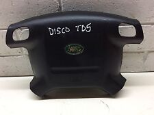 Land Rover Discovery 2 Td5 Drivers steering wheel air bag SRS Years 1998 - 2005