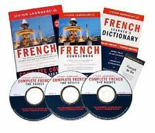 LL Complete Basic Courses: French by Living Language Staff (2005, Audio, Other,…