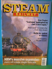 STEAM RAILWAY No 245 MAY-JUNE 2000  # NRM's MASSIVE EXPANSION   SEE PIC