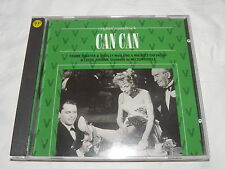 CD-can can-ORIGINAL SOUNDTRACK Frank Sinatra, Shirley MacLaine, Louis Jordan