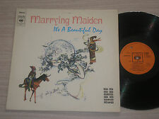MARRYING MAIDEN - IT'S A BEAUTIFUL DAY - LP 33 GIRI ITALY