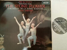SXL 6203 WB UK - PROKOFIEV - SELECTIONS FROM THE STONE FLOWER - VARVISO