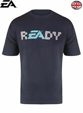 New Mens EA READY T Shirt Navy Blue Size XXL Limited Quantity | Fast Post |