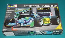 Benetton Ford B194 F1 Revell 1/24 Complete & Unstarted.