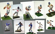 Choice of 1 New York Giants Custom Action Figure made w/ Mcfarlane NFL