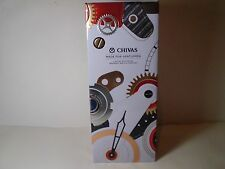 Chivas Regal Whiskey Collectible Bottle Box Case-Limited Edition Bremont Watches