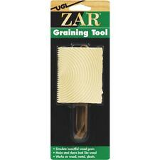 Simulate Grain Wood Graining Tool for Metal Plastic Fiberglass UGL Zar 14377
