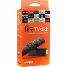 Amazon Fire TV Stick with Alexa Voice Remote Streaming Media Player Gen 2 NEW!!!