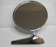 CLASSIC Alfa Romeo Spider 105 Coupe 105 Round WING CHROMED MIRROR