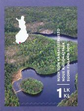 Finland 2013 MNH - Nuuksio National Park - Nature - Issued May 6, 2013
