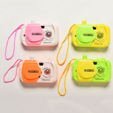 Kids Children Baby Study Camera Take Photo Animal Learning Educational Toys QW