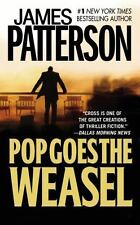 BUY 2 GET 1 FREE  Pop Goes the Weasel 5 by James Patterson (2000, Paperback)
