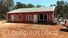 DuroBEAM Steel 40x50x12 Metal Building Kit Prefab Garage Shop Structure DiRECT