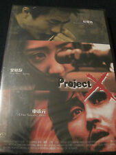 Project X Import DVD