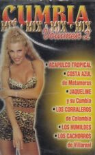 Acapulco Tropical Costa Azul Cumbia Mix Volumen 2 Cassette New Nuevo Sealed