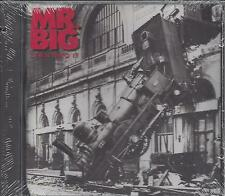 "MR. BIG  ""Lean Into It""  NEW SEALED ROCK CD"